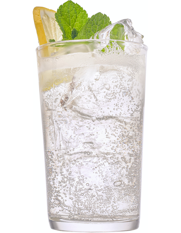 The P&T (Port and tonic)