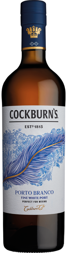 COCKBURN'S FINE WHITE PORT